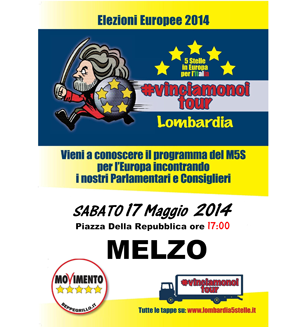 Vinciamonoi-tour